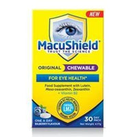 MacuShield Chewable 30s 30 tablet - 30 tablet - Macushield
