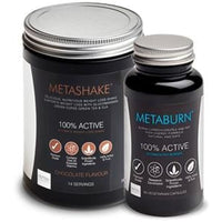 Metaburn Fat Burner & Metashake Weight Loss Shake - Metaburn