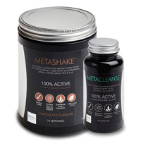 Metacleanse Detox & Metashake Weight Loss Shake - Metaburn ®