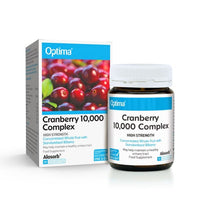 Optima Health and Nutrition Cranberry 10,000 Complex 30