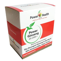 Power Health Power Ginseng GX2500 100 capsule - 100 capsule