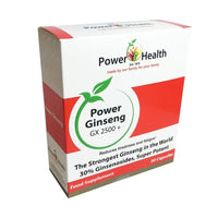 Power Health Power Ginseng Gx2500 30 capsule - 30 capsule -