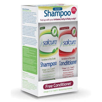 Salcura Shampoo (FREE CONDITIONER) 200 x 200ml - 200 x 200ml