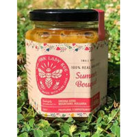 The Pink Lady Bee 100% Raw Honey Summer Bouquet 400g - 400g