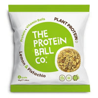 The Protein Ball Co Lemon & Pistachio Protein Ball 45g - 45g