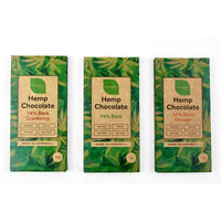 Themptation Hemp Chocolate Bar 74% 70g - 70g - Themptation