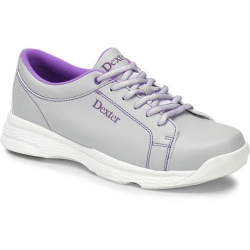 Dexter Womens Raquel V Ice Violet Bowling Shoes