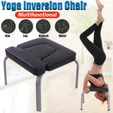 43*42*37cm Yoga Aids Workout Chair Headstand Stool Multifunctional Sports Exercise Bench Fitness Equipment