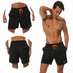 Mens Swimwear Swim Shorts Trunks Beach Board Shorts Swimming Short Pants Swimsuits  Running Sports Surfing Shorts