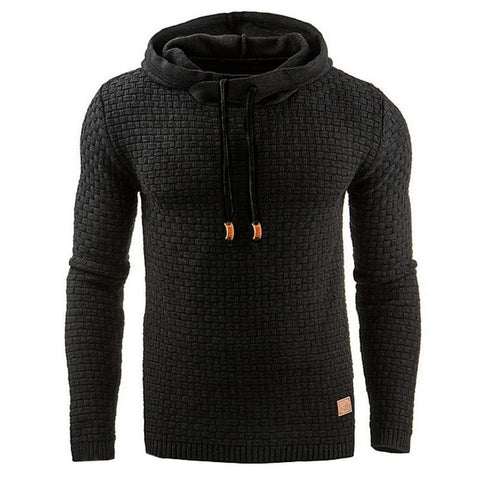 Men's Hoodies Slim Hooded Sweatshirts