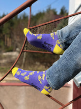 Load image into Gallery viewer, Bike socks - Funny Socks For Men by Penguin socks