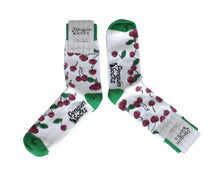 Load image into Gallery viewer, Sweet Cherry Socks - Cute Socks For Women