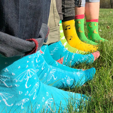 Load image into Gallery viewer, Fun Umbrella Socks - Funny Socks For Men