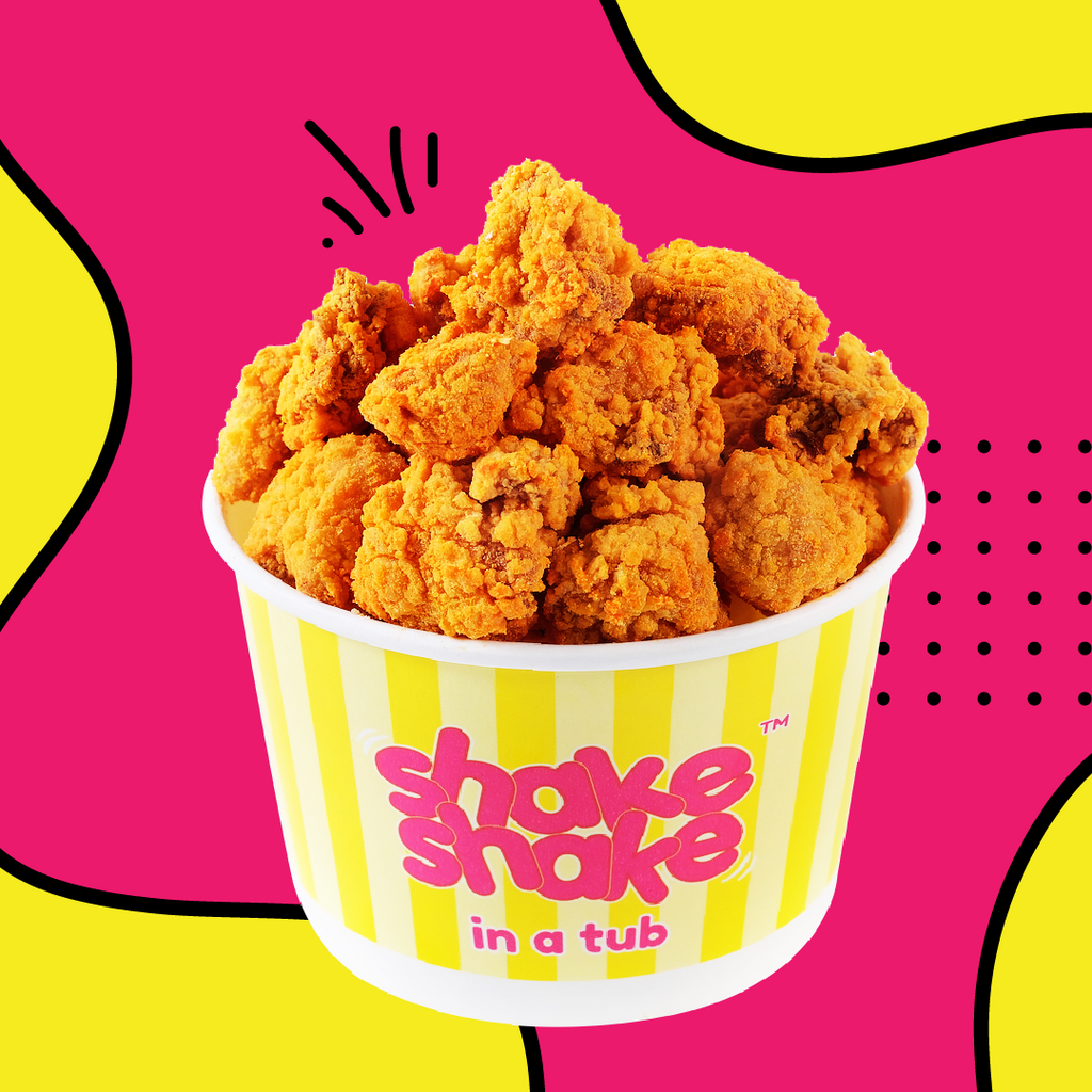 Popcorn Chicken - Medium