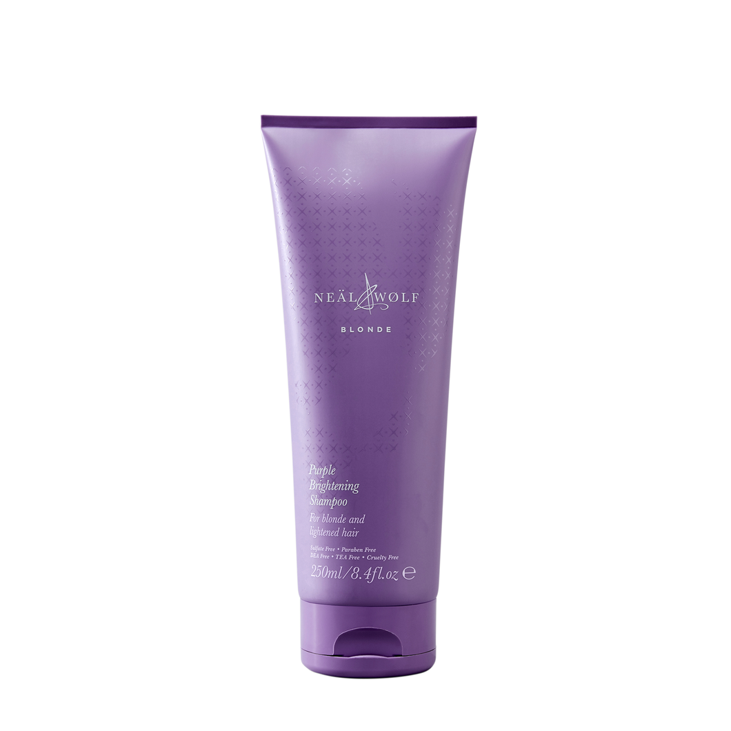 Neal & Wolf Blonde Purple Brightening Shampoo 250ml