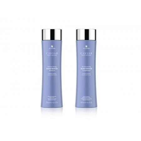 Alterna Caviar Bond Repair Shampoo & Conditioner Set 250ml