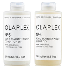 Load image into Gallery viewer, Olaplex Shampoo And Conditioner Duo 250ml