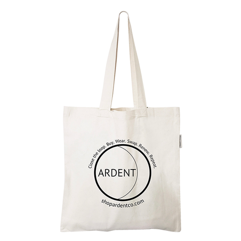 Organic Cotton Tote Bag Certified Organic Cotton Sustainable