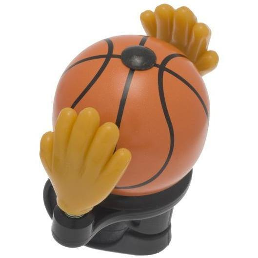Liix Funny Bell Basketball White Liix
