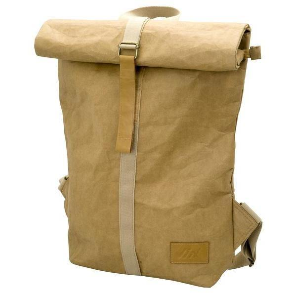 Liix Paperboy Envelope Brown Dark Khaki Liix