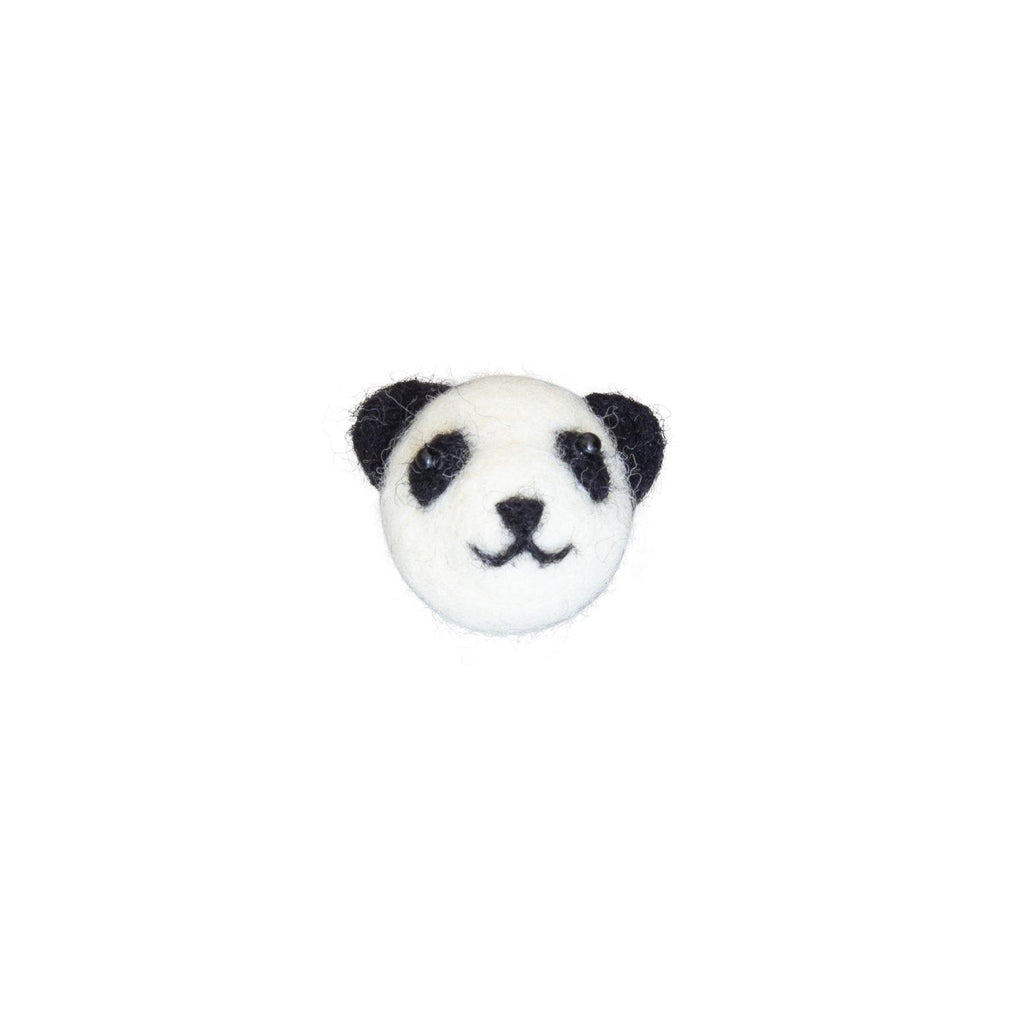 Anstecknadel Panda Lavender Global Affairs