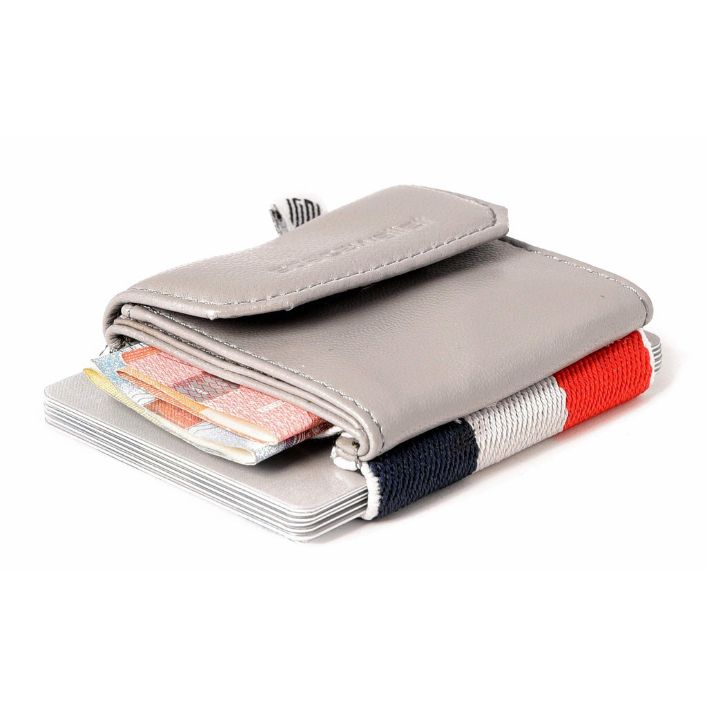 Space Wallet Push Gray Space Wallet