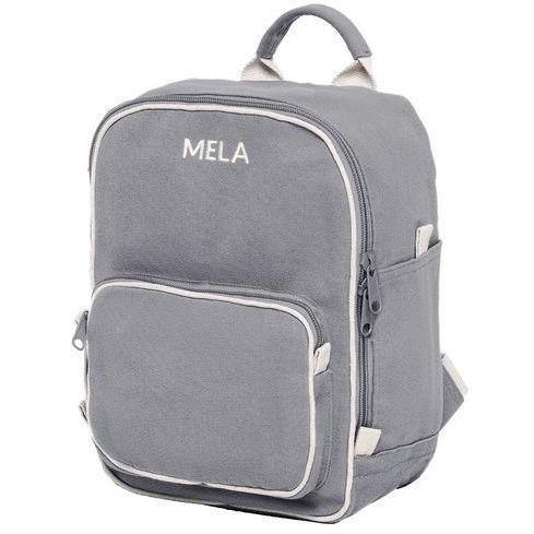 Backpack MELA II Mini grey Light Slate Gray mela