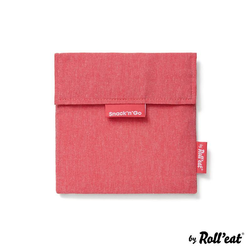 Snack'n'Go - Eco Red Light Coral RollEat