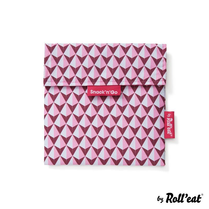 Snack'n'Go - Tiles Pink Thistle RollEat