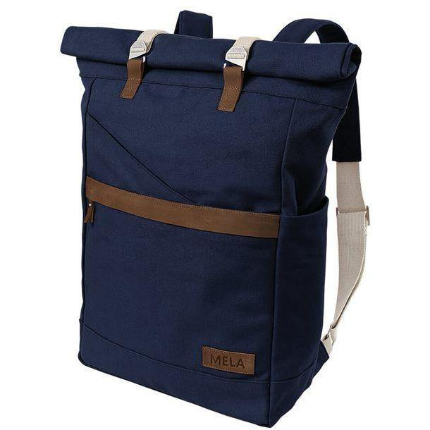 Backpack ansvar I blue Dark Slate Gray mela