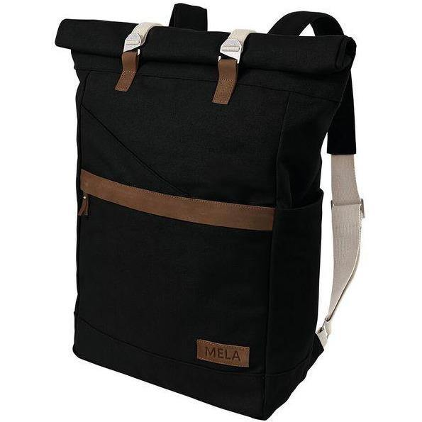 Backpack ansvar I black Black mela