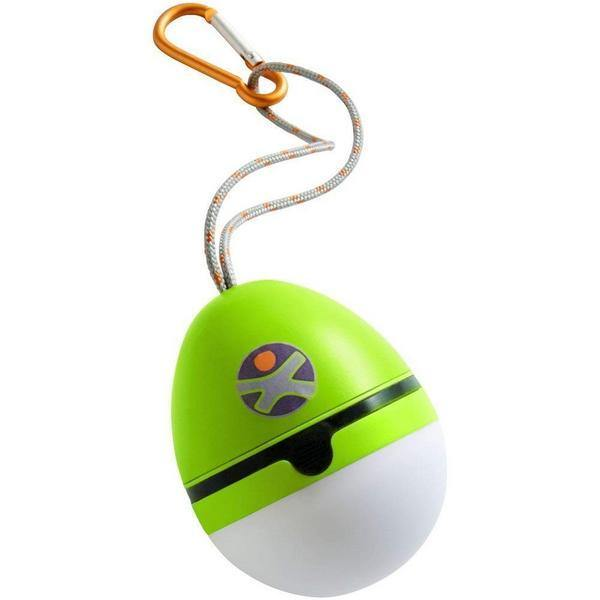 Terra Kids, LED-Zeltlampe, Taschenlampe Green Yellow HABA