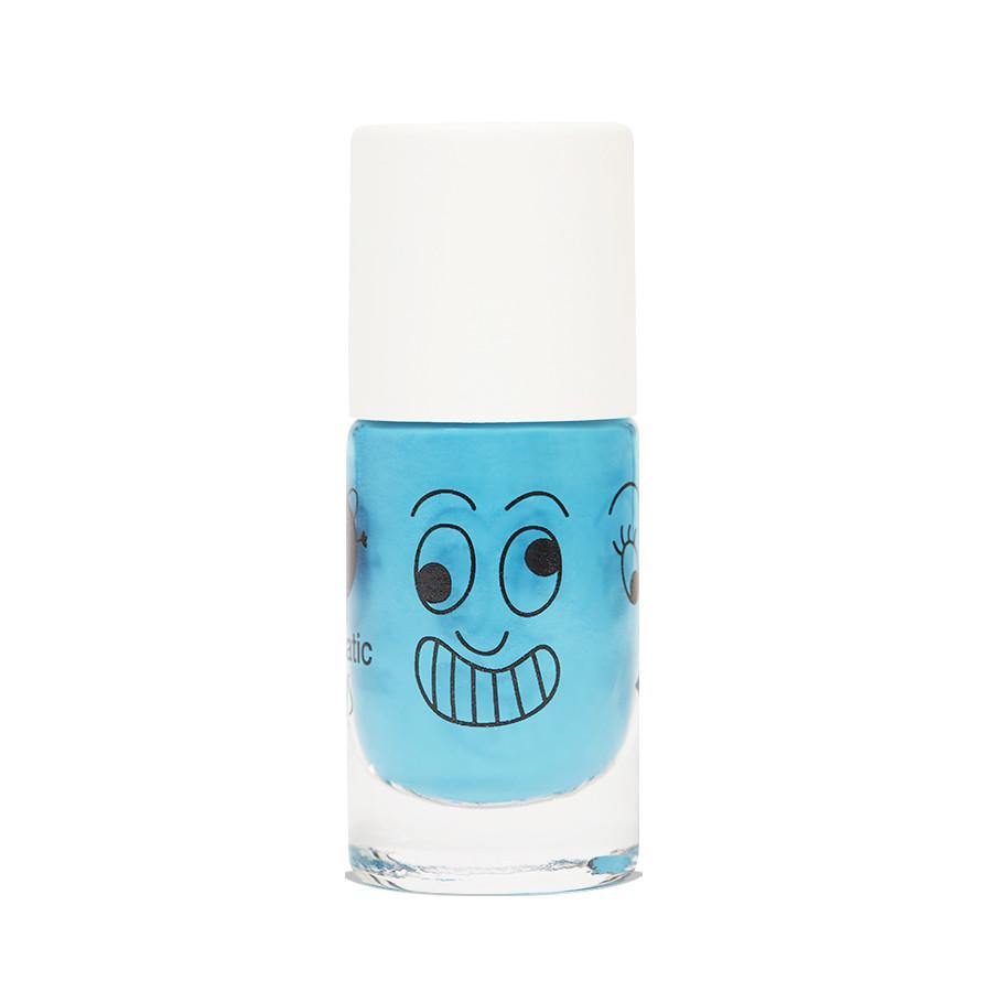 Nailmatic Kids, Nagellack wasserbasiert, Freezy, blue Sky Blue nailmatic