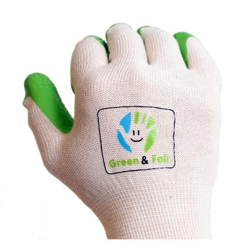 Garten Handschuh Gr. L Gray Green & Fair