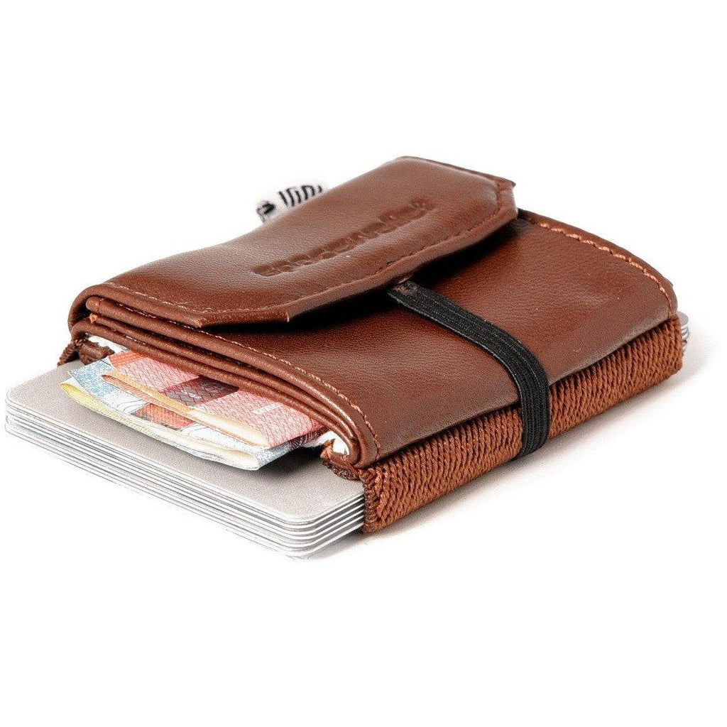 Space Wallet Pull Sienna Space Wallet