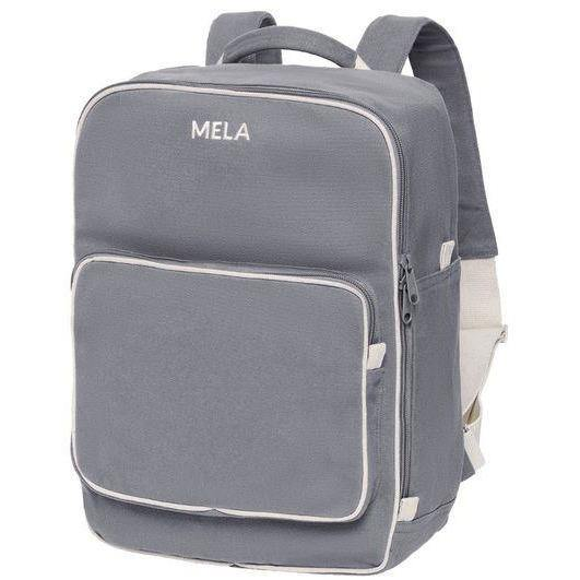 Backpack MELA II grey Slate Gray mela
