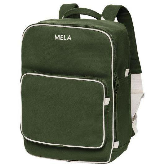Backpack MELA II olive green Dark Slate Gray mela