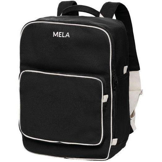 Backpack MELA II black Black mela