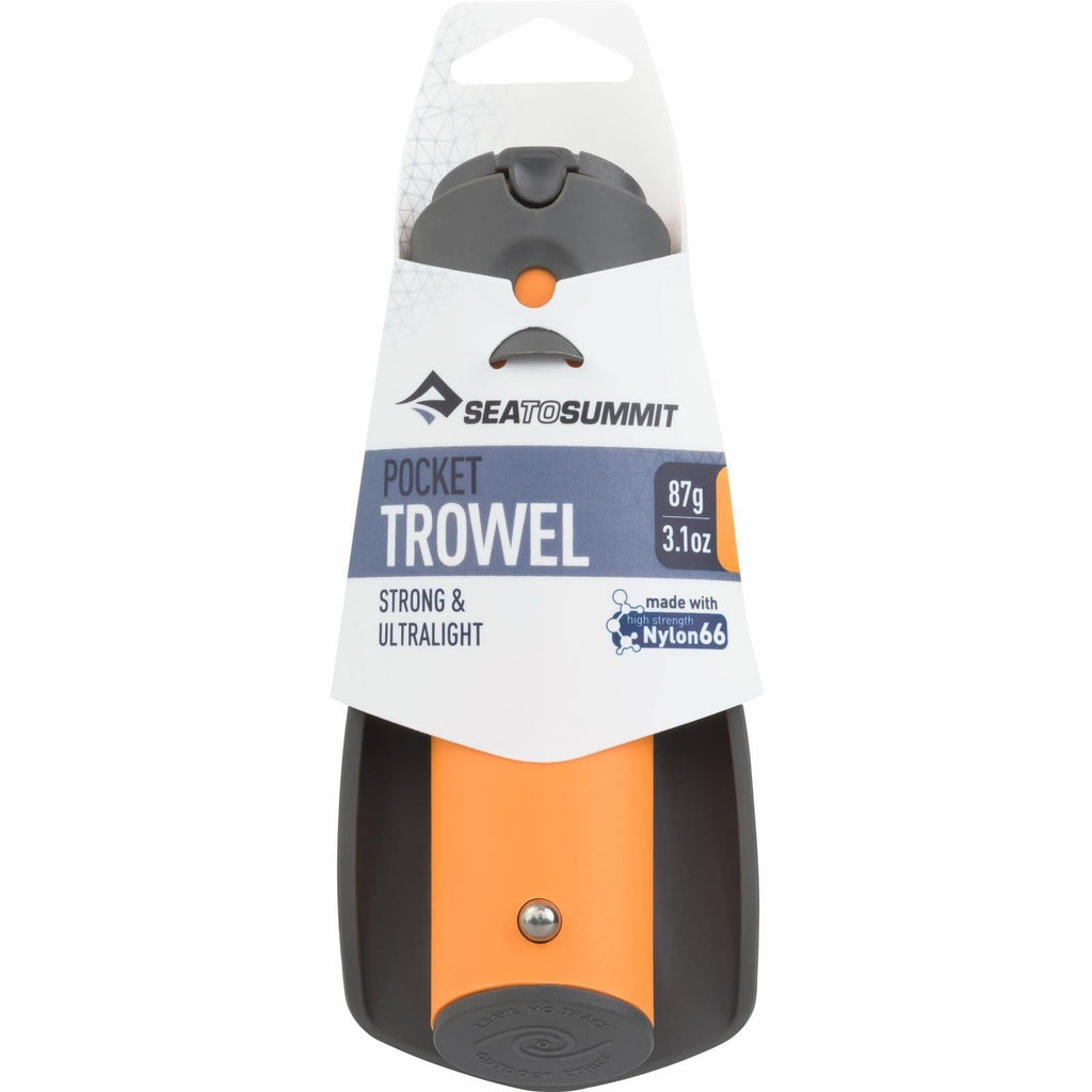 Sea to Summit Pocket Trowel Reinforced Nylon 66 - Schaufel Slate Gray Sea to Summit