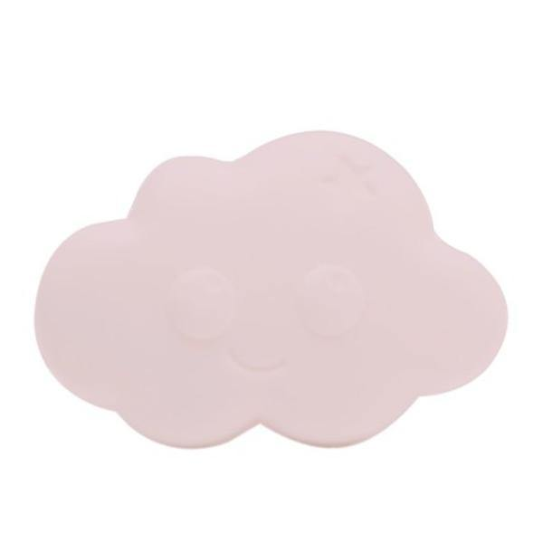 Nailmatic Kids, organic Wolkenseife, raspberry Light Gray nailmatic