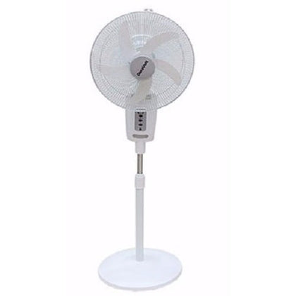 DuraVolt 16 Inches Rechargeable Fan with Remote Control | DRF-2916HR