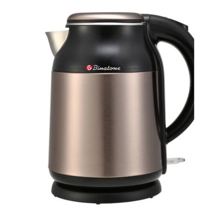 BINATONE DELUXE DOUBLE WALL KETTLE | CEJ-1799DW
