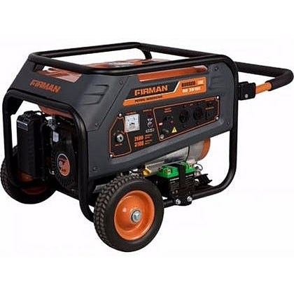 Sumec Firman Rugged 3.1 Kva Generator Rd-3910 with Key Starter