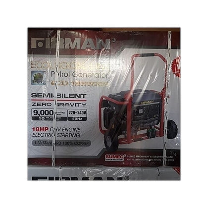 Sumec Firman 9 Kva Key Start Generator Eco12990Es