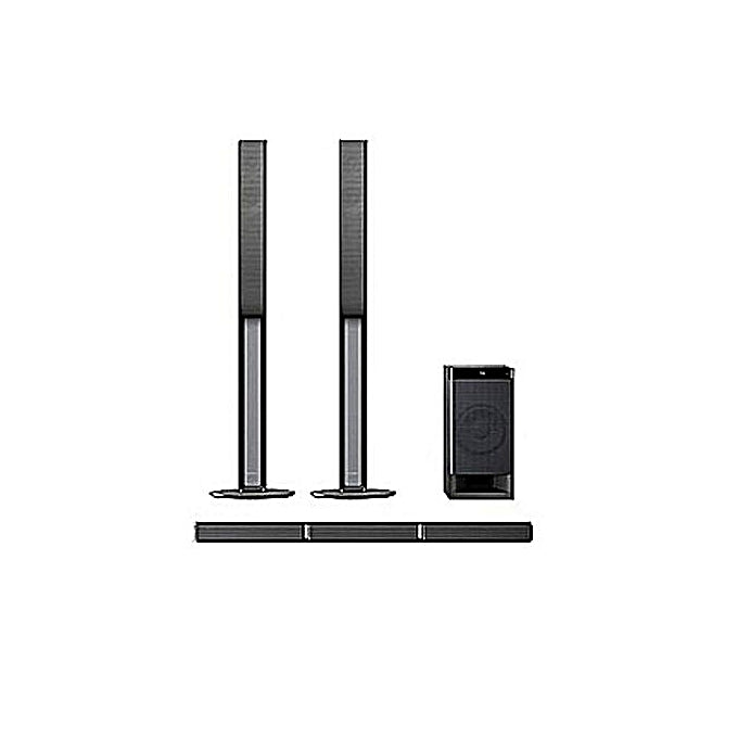 Sony Stylish 5.1Ch Tall Boy Home Theater System Ht Rt40