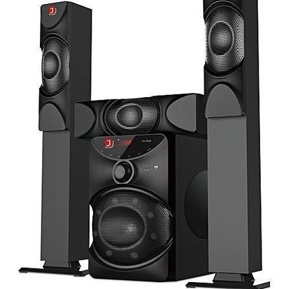 Djack Heavy Duty Bluetooth Home Theater System Dj 3030