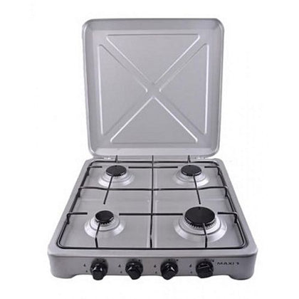 Maxi 400 4 Burner Manual Ignition Table Top Gas Cooker | Maxi-400