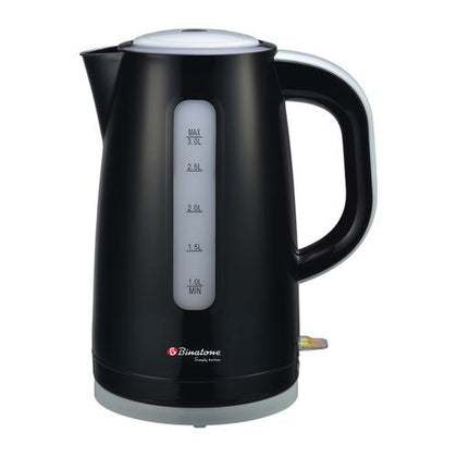 Binatone 3 Liters Electric Jug | CEJ-3000 (Black)