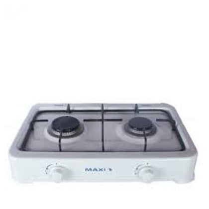 Maxi Double Burner Table Top Gas Cooker | MAXI 200 - OC