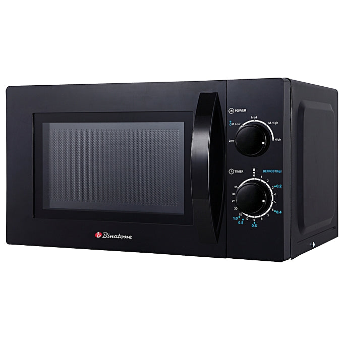 Binatone 20 Liters Microwave Oven | MWO-2018 (Black)